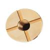Fluted Brass +$5.50