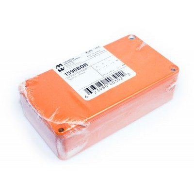 Hammond Manufacturing 1590BOR Enclosure Orange