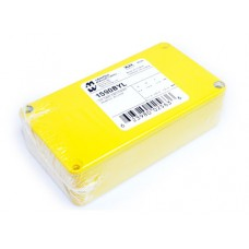 Hammond Manufacturing 1590BYL Enclosure - Yellow