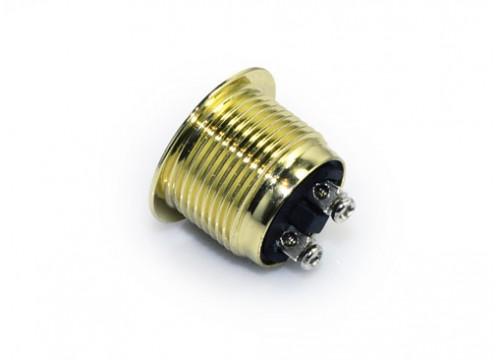 fat daddy vapes 10 amp box mod switch brass. Black Bedroom Furniture Sets. Home Design Ideas